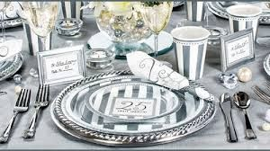 Anniversary Party Ideas Inspiration For Celebration Silver Wedding View