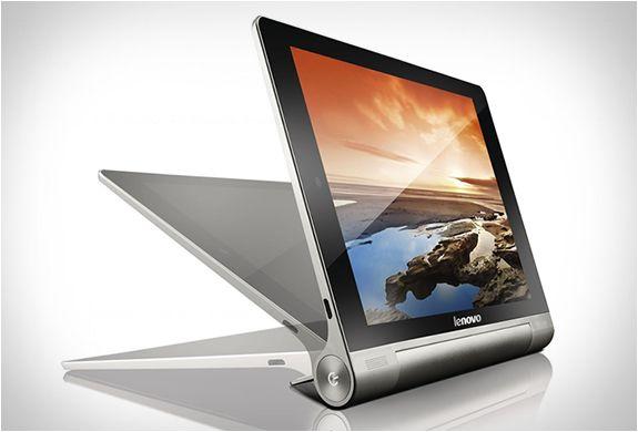 Yoga, la increíble tablet de Lenovo.