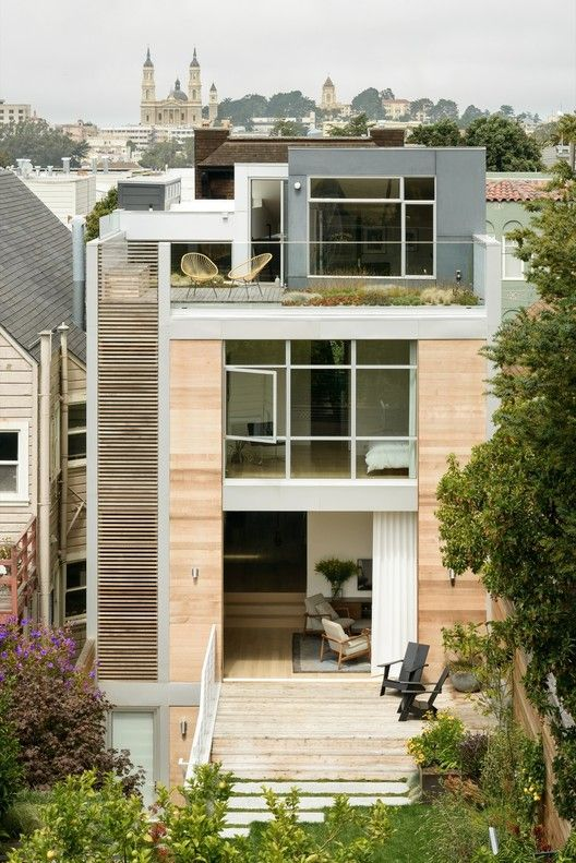 Fitty Wun Feldman Architecture Viviendas pequeas Casas