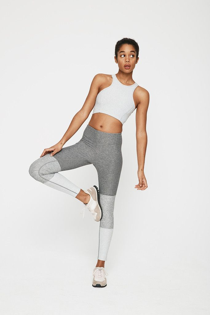 Outdoor Voices   Gray Gradient Legging   Lyst   Athleisure  The Edit ... d50a1b5b5998