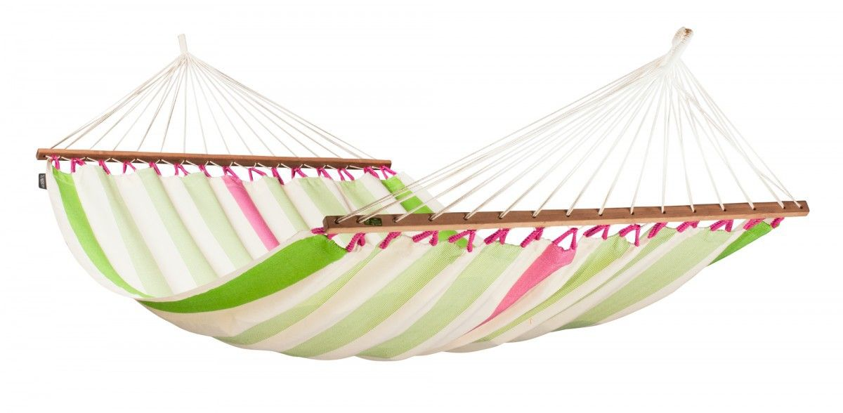 Lovely, just lovely! You'll be remembered for many years when you gift a hammock. FREE Ground Shipping. Made In The Shade Hammocks - Spreader Bar Hammock - Two Person – Colada Model (Kiwi Color)  , $119.95 (http://www.madeintheshadehammocks.com/spreader-bar-hammock-two-person-colada-model-kiwi-color/) #doublespreaderbarhammocks