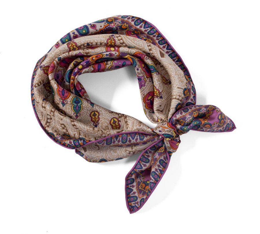 PIETRO DI MARTINI - Hedvábný šátek  fad7717d95
