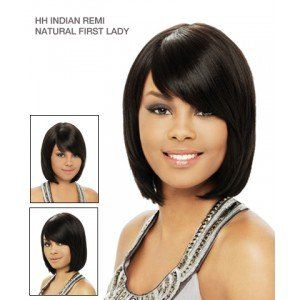 Its a Wig 100 Indian Remi Human Hair Natural First Lady Color P427    undefined   db384adcc6