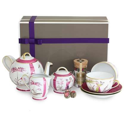 GIFT-LIBRARY.COM: Oriental Fine China Gift Set- A perfect wedding ...