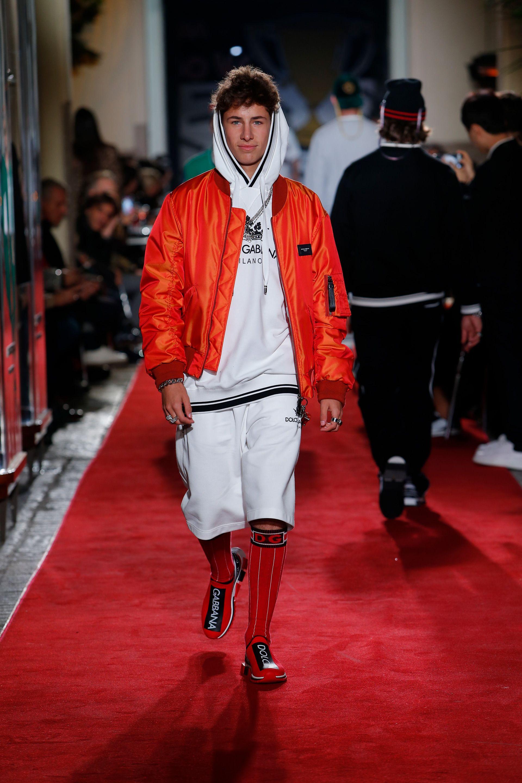 Dolce   Gabbana Unexpected Fashion Show 2018-19 Fashion Show   Dolce    Gabbana 892c3a61c852