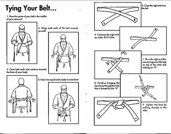 google image result for http syracusekarateschool com wp content rh pinterest co uk Kenpo Karate Belts Tying a Belt