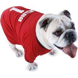 the best attitude e88c6 d31b6 bulldog jersey #Fanatics #UltimateTailgate | My Ultimate ...