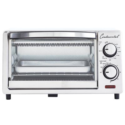 Continental Electric Continental Electric Toaster Oven Electric