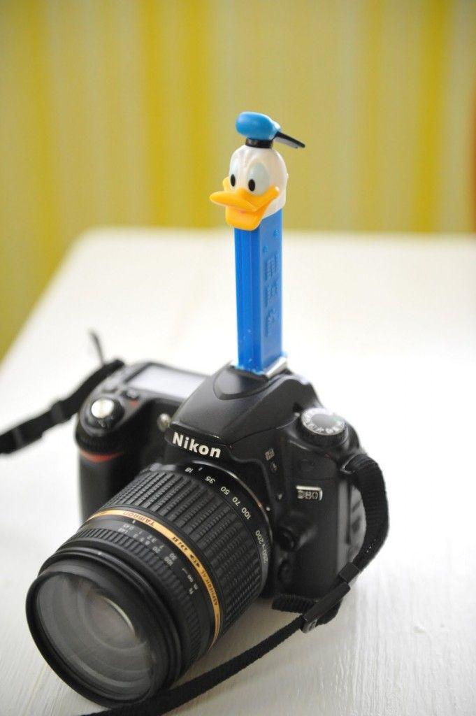 Accessory for SLR Camera | Fun Pinterest pin