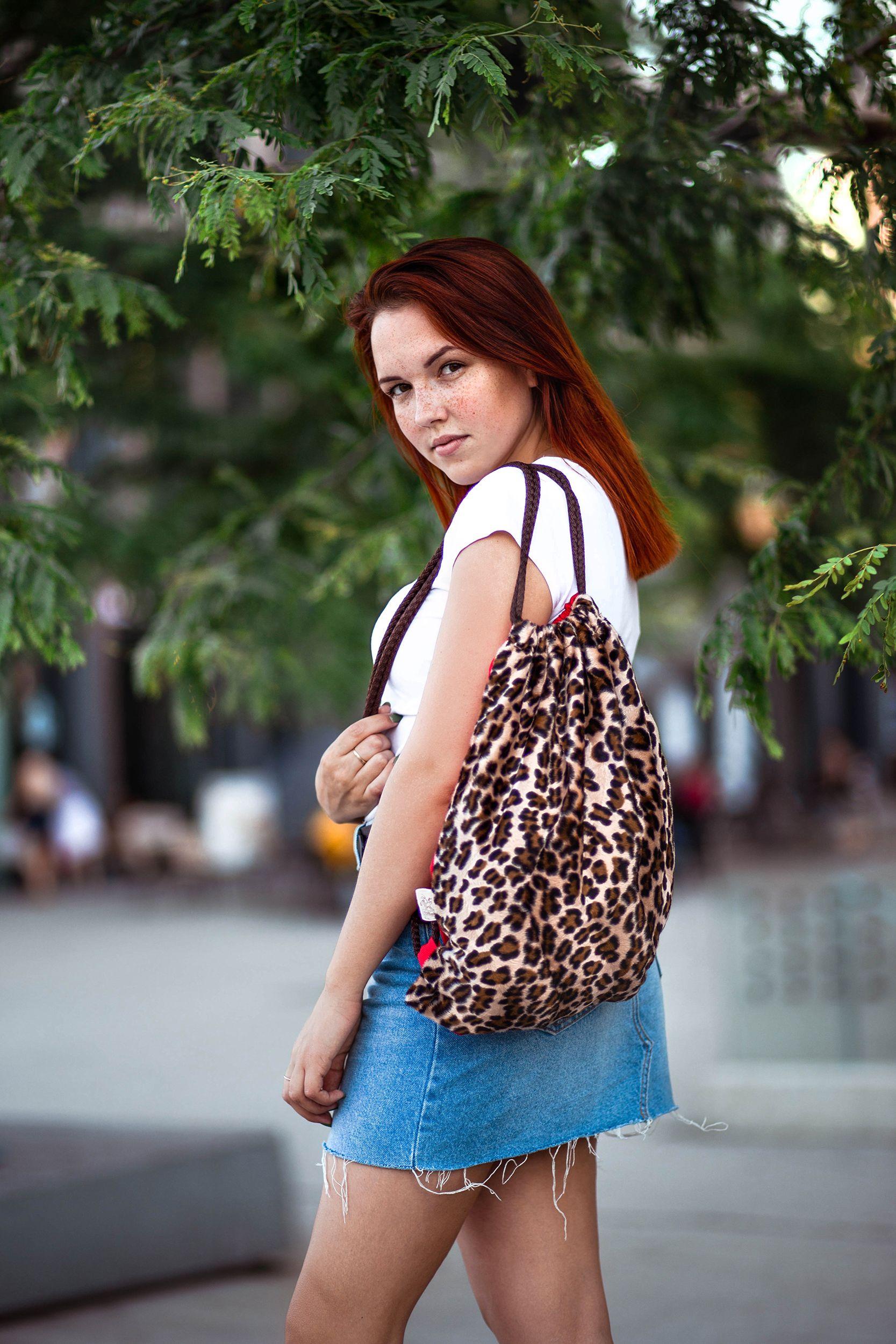 Plecak Worek Lampart Sakiewka Aleworek Pl Fashion Bags Hobo