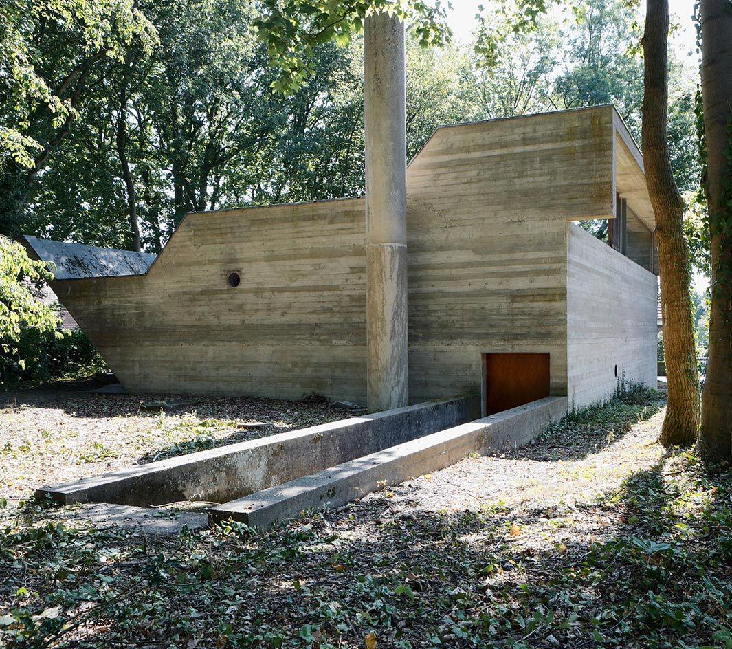 Concrete Architecture: Our Pick Of The Finest