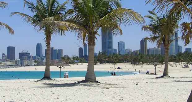 The Beach at Al Mamzar Beach Park