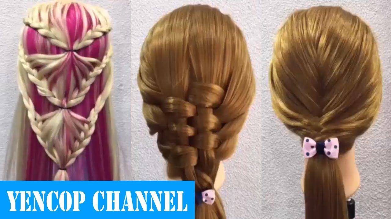 Easy heatless hairstyles for work u school best amazing hairstyles
