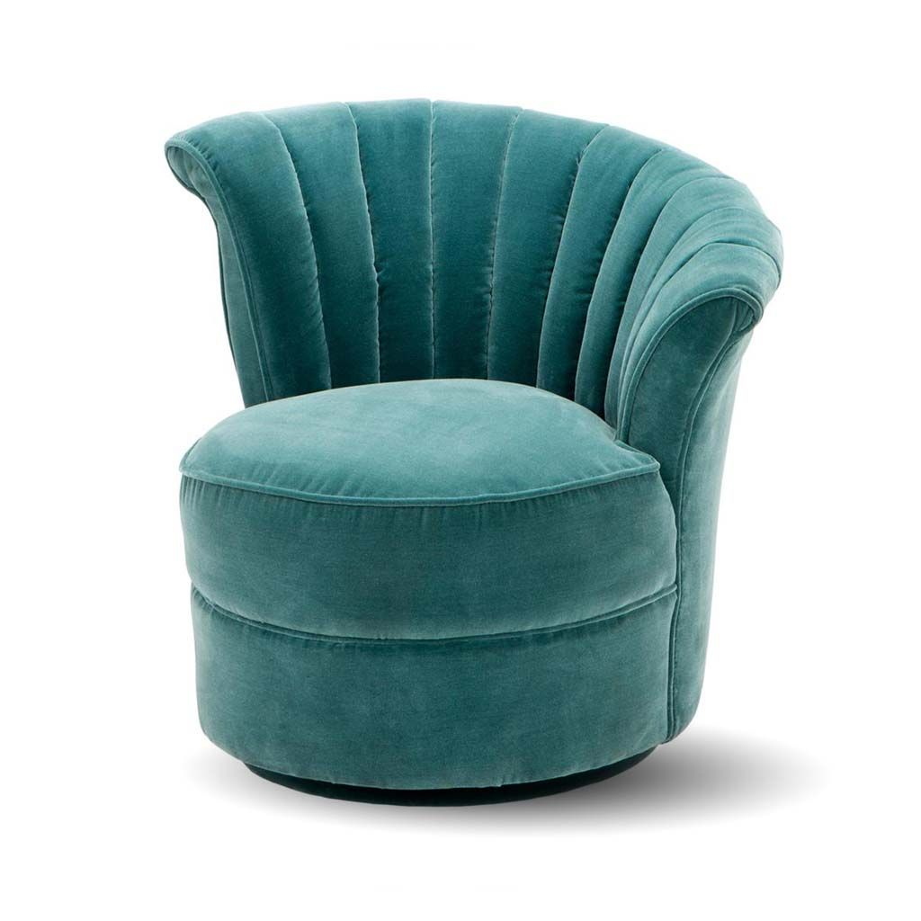 Enjoyable Aero Is A Elegant Right Hand Position Art Deco Swivel Chair Evergreenethics Interior Chair Design Evergreenethicsorg