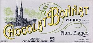 Chocolopolis: Bonnat Piura Blanco 75% Dark Chocolate