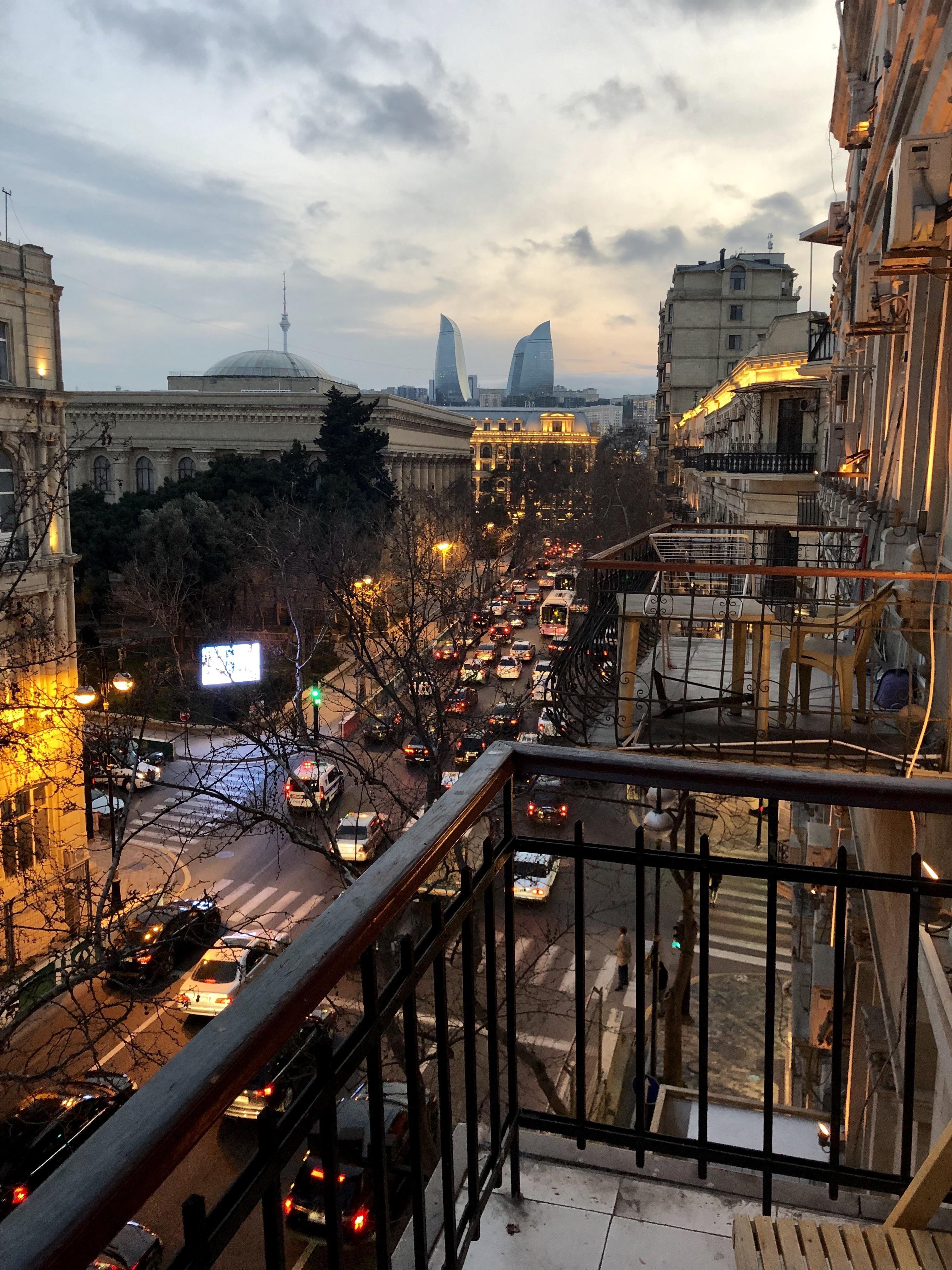 Baku Azerbaijan #city #cities #buildings #photography