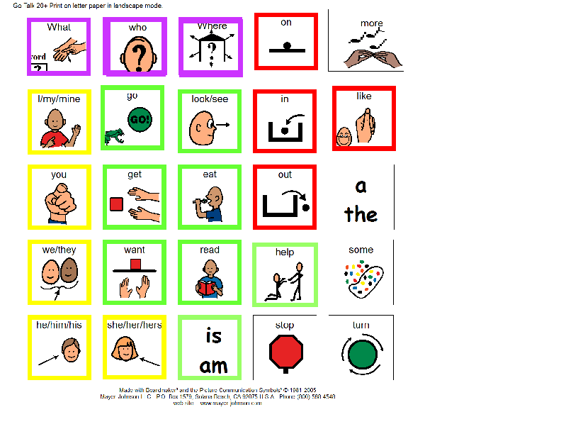 Must-Have Behavior Visuals for Back to School - The Autism Helper | Autism helper, Is my child