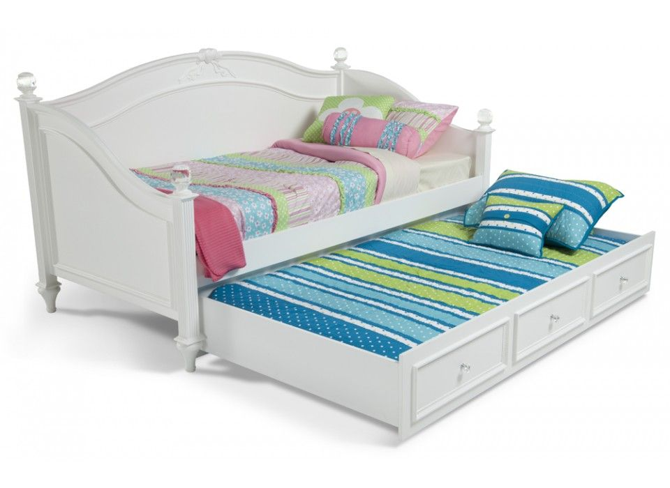 Madelyn Daybed With Trundle Kids Beds Headboards Kids