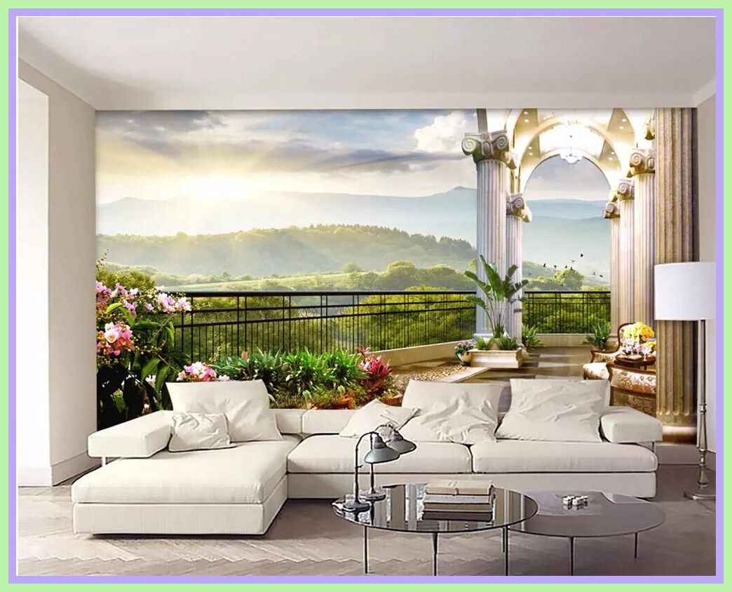 101 Reference Of Balcony Living Room With Wooden Wall In 202