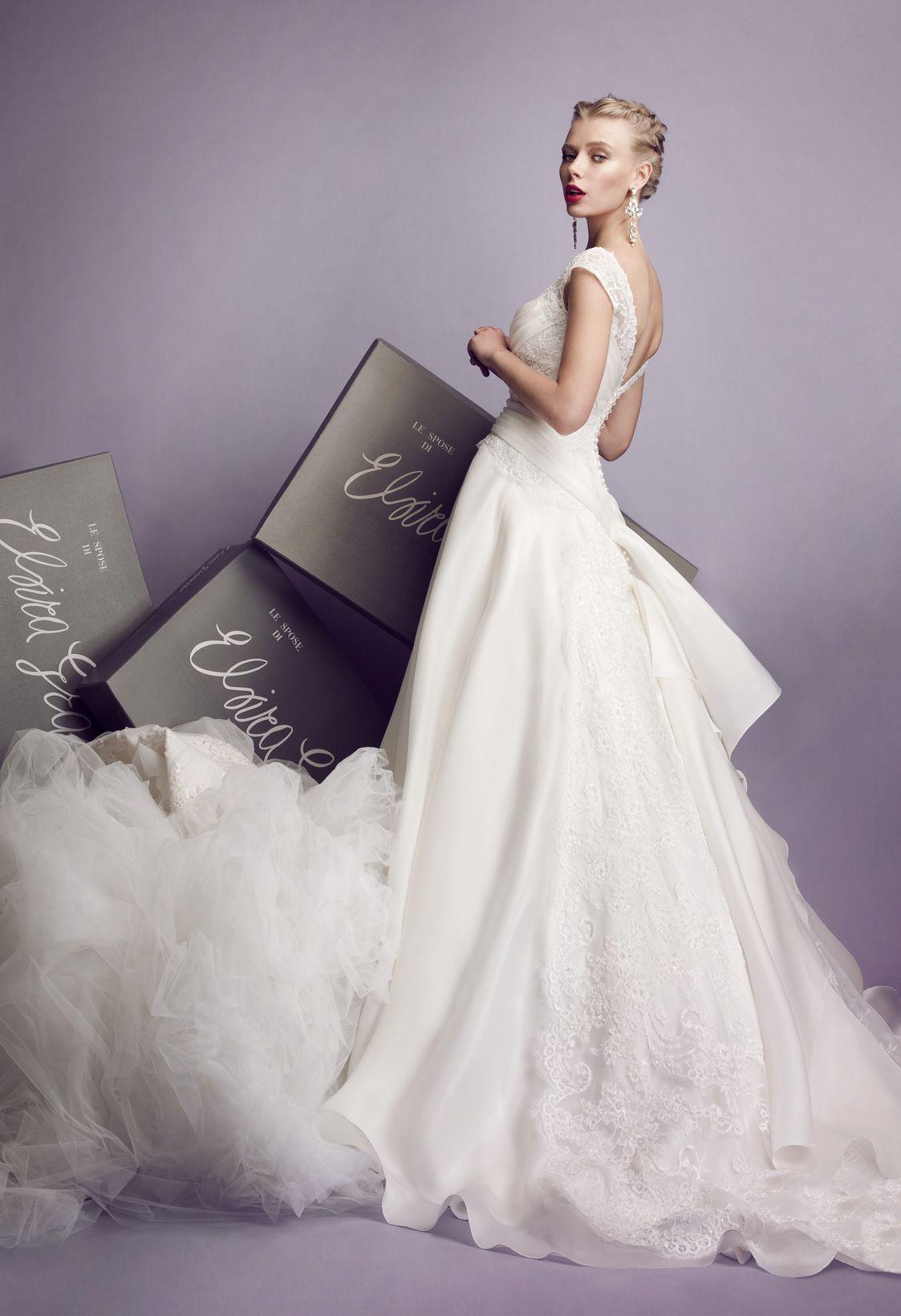 Abiti Da Sposa Elvira Gramano.Elvira Gramano Wedding Dresses Dresses Wedding