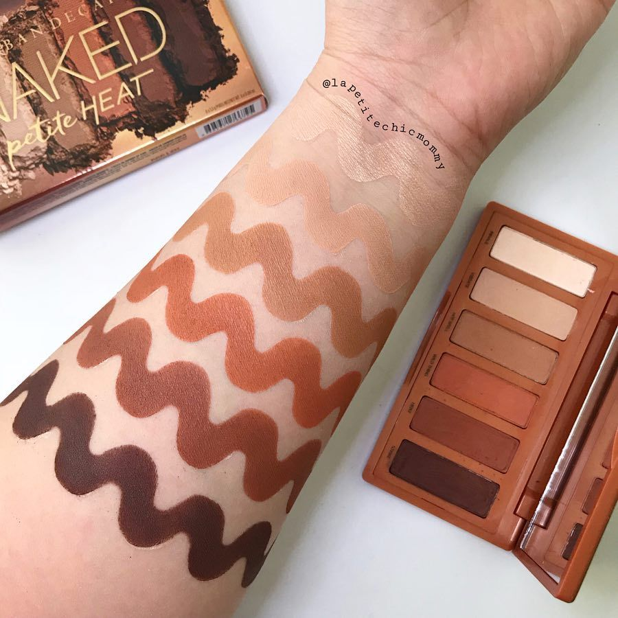 Naked Petite Heat Eyeshadow Palette by Urban Decay #10
