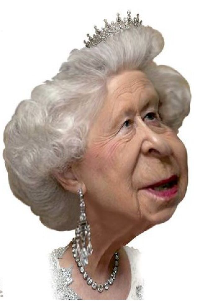 Queen Elizabeth 2nd With Images Caricature Celebrity Caricatures Funny Caricatures