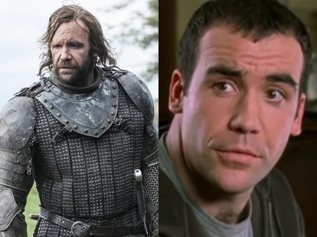 Game of thrones stars with surprising pasts including