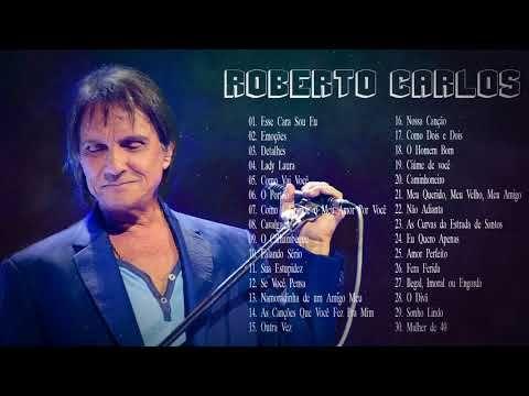 Youtube Roberto Carlos Musicas Musica E Vida Musicas Mais Tocadas