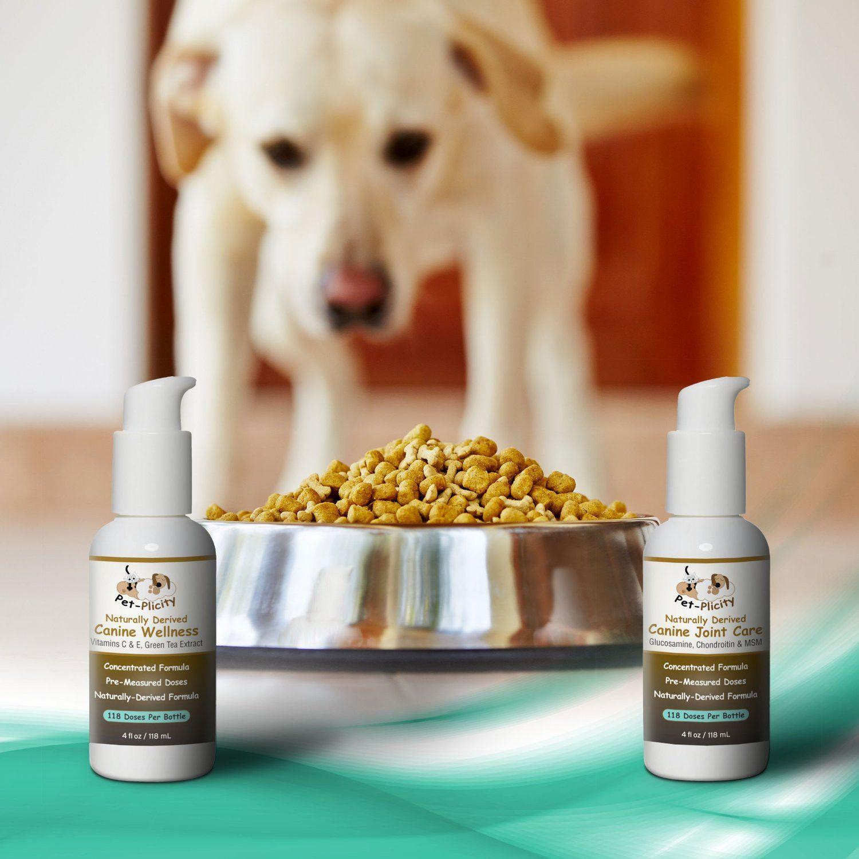 Liquid Glucosamine For Dogs Dog food recipes, Food