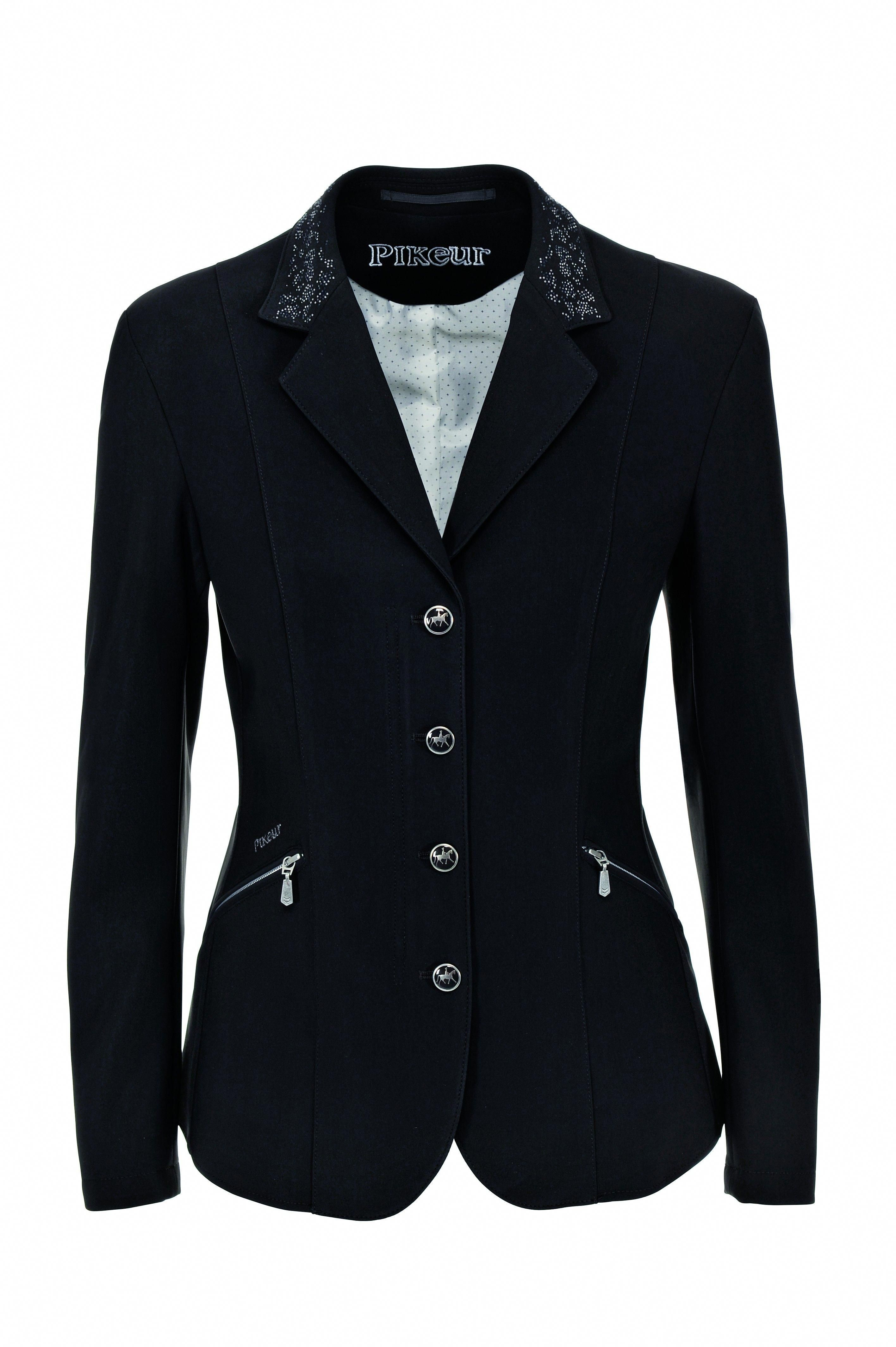 Pikeur Saphira Ladies Competition Jacket Sparkly Horseridingstyle Equestrianfashion Equestrianlifestyle Eques Show Jackets Equestrian Outfits Riding Outfit [ 4256 x 2832 Pixel ]