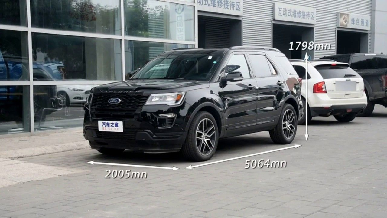 2019 Ford Explorer 3 5t Black Series Review Interior Exterior