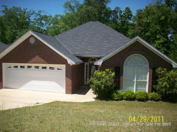 House For Rent Near Fort Benning Alabama 3 Bed 2 Bath Renting