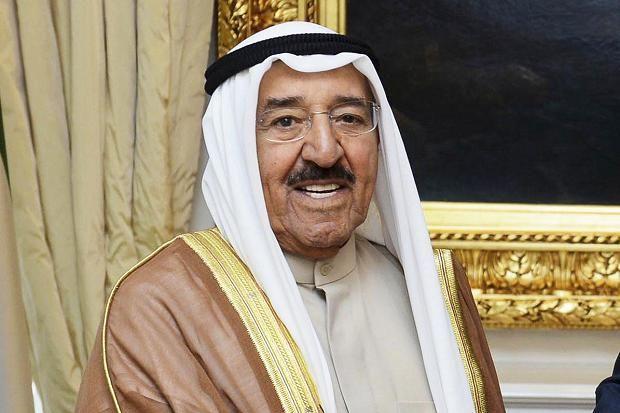Image result for Emir of Kuwait