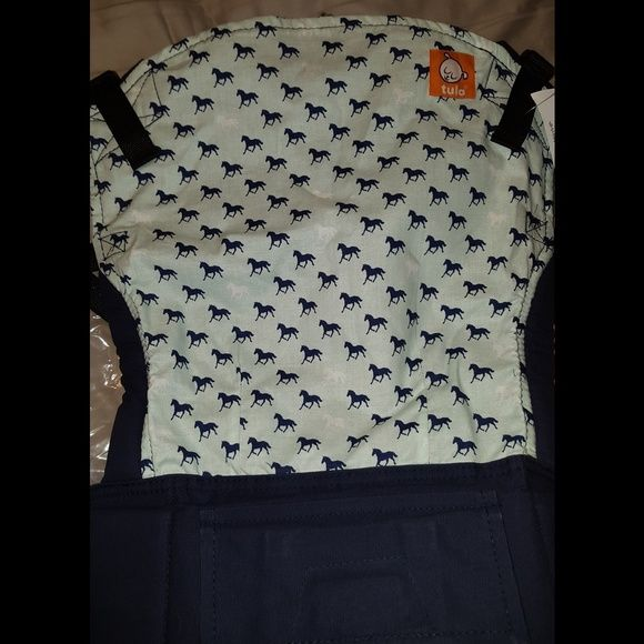 BNWT Tula Baby Carrier Horse Print LIMITED EDITION This