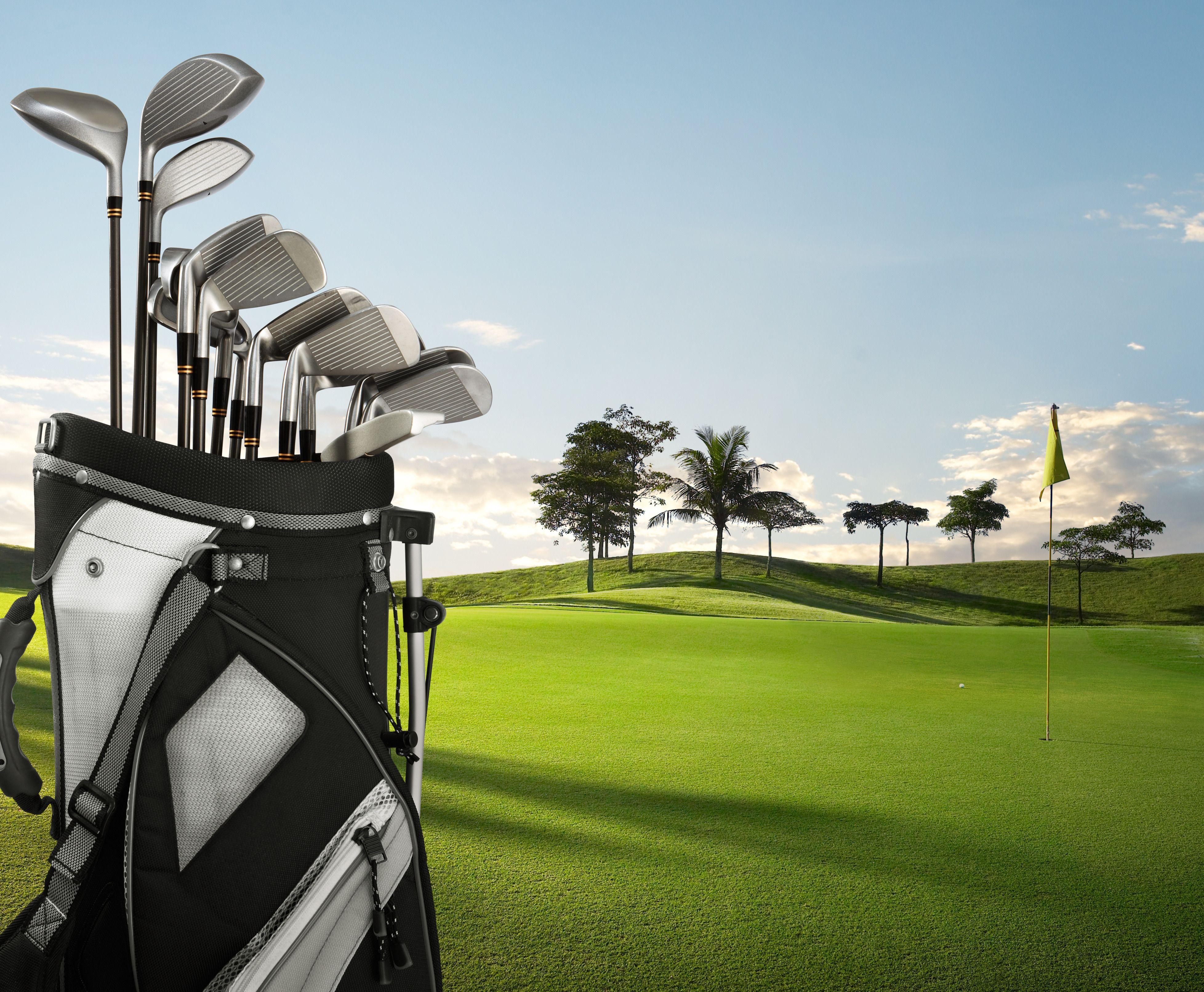 Fondos de pantalla gratis. Palos de golf. | golf y mas | Pinterest ...