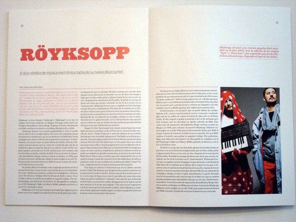 MAPA [magazine design & layout] by Mercedes Bugarín, via Behance