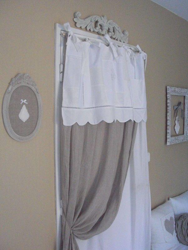 39 le comptoir de beth 39 clothing the house pinterest for Rideaux style shabby