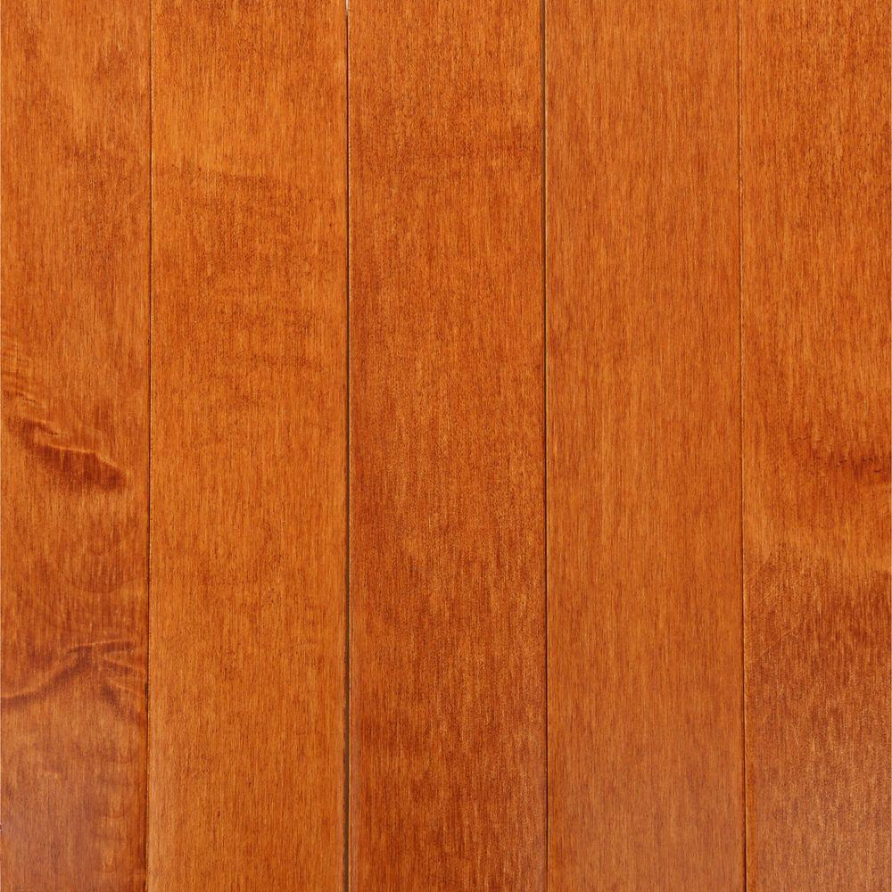 Bruce Cinnamon Maple 3 4 In Thick X 2 1 4 In Wide X Varying Length Solid Hardwood Flooring 20 Sq Ft Case Ahs4033 The Home Depot In 2020 Maple Hardwood Floors Hardwood Floors Solid Hardwood Floors
