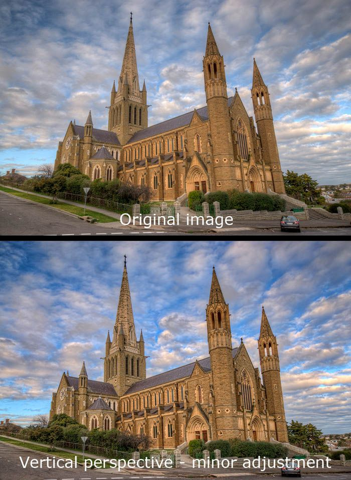 Image result for Minor Distortion Correction Photography