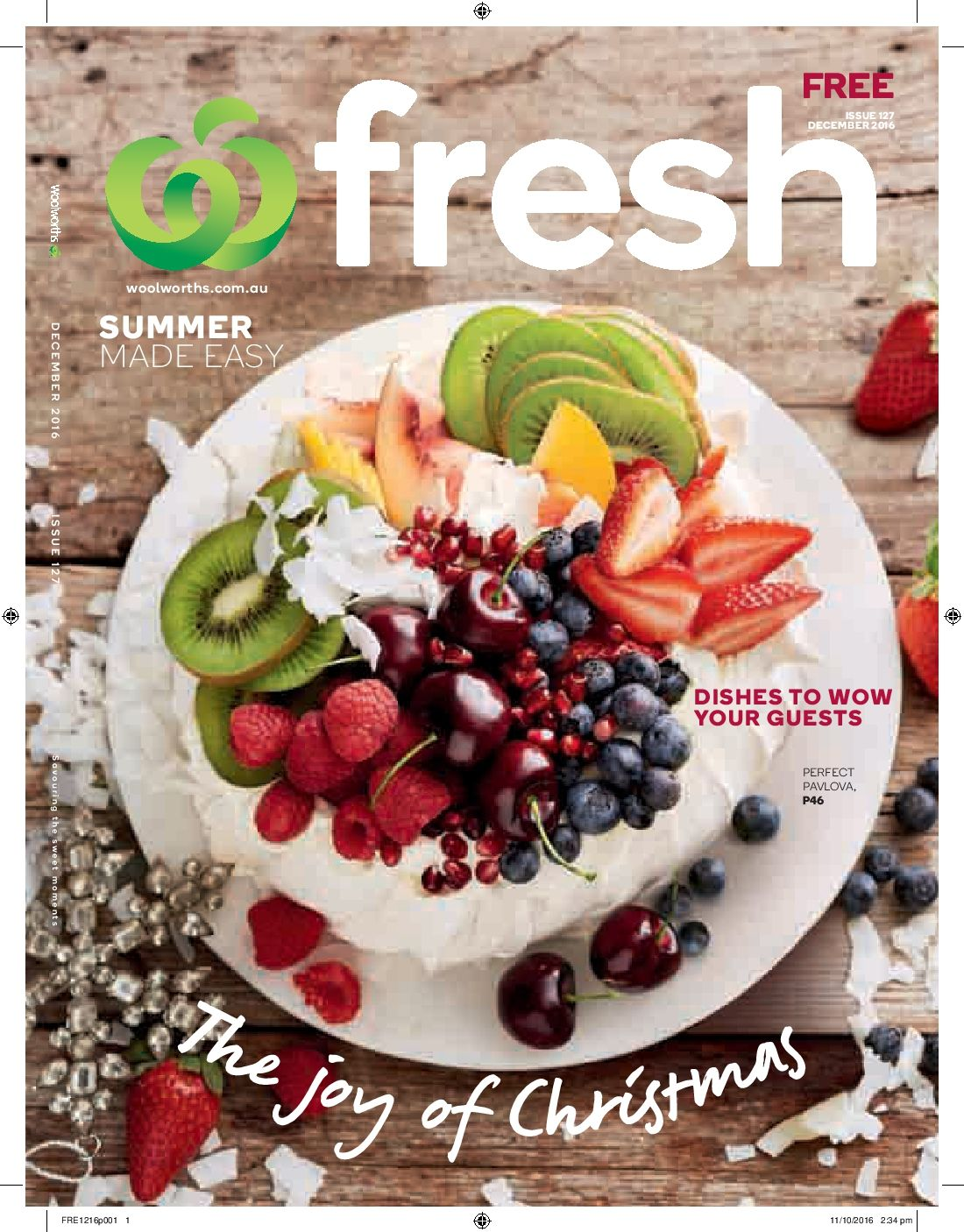 Woolworths magazines december 2016 httpolcatalogue woolworths magazines december 2017 do you know whats in and whats hot in the woolworths for this week current woolworths catalogue this week forumfinder Gallery