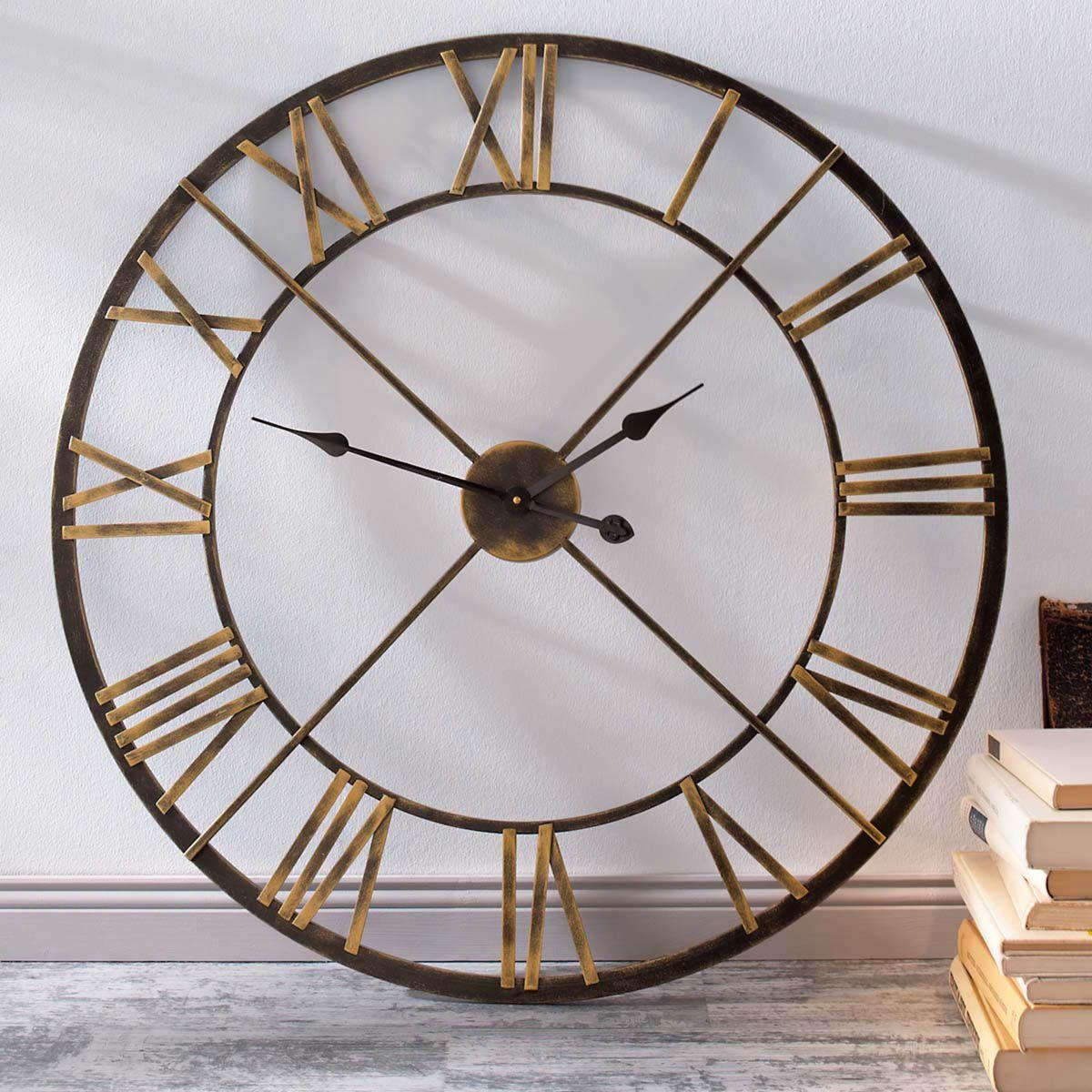 Top 17 Big Wall Clock Designs Big Wall Clocks Wall Clock Design