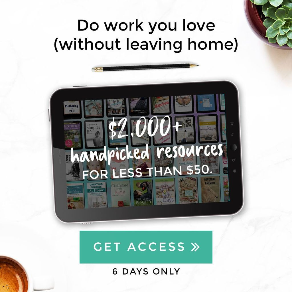 50+ Work From Home Resources (pricing, Finding A Niche