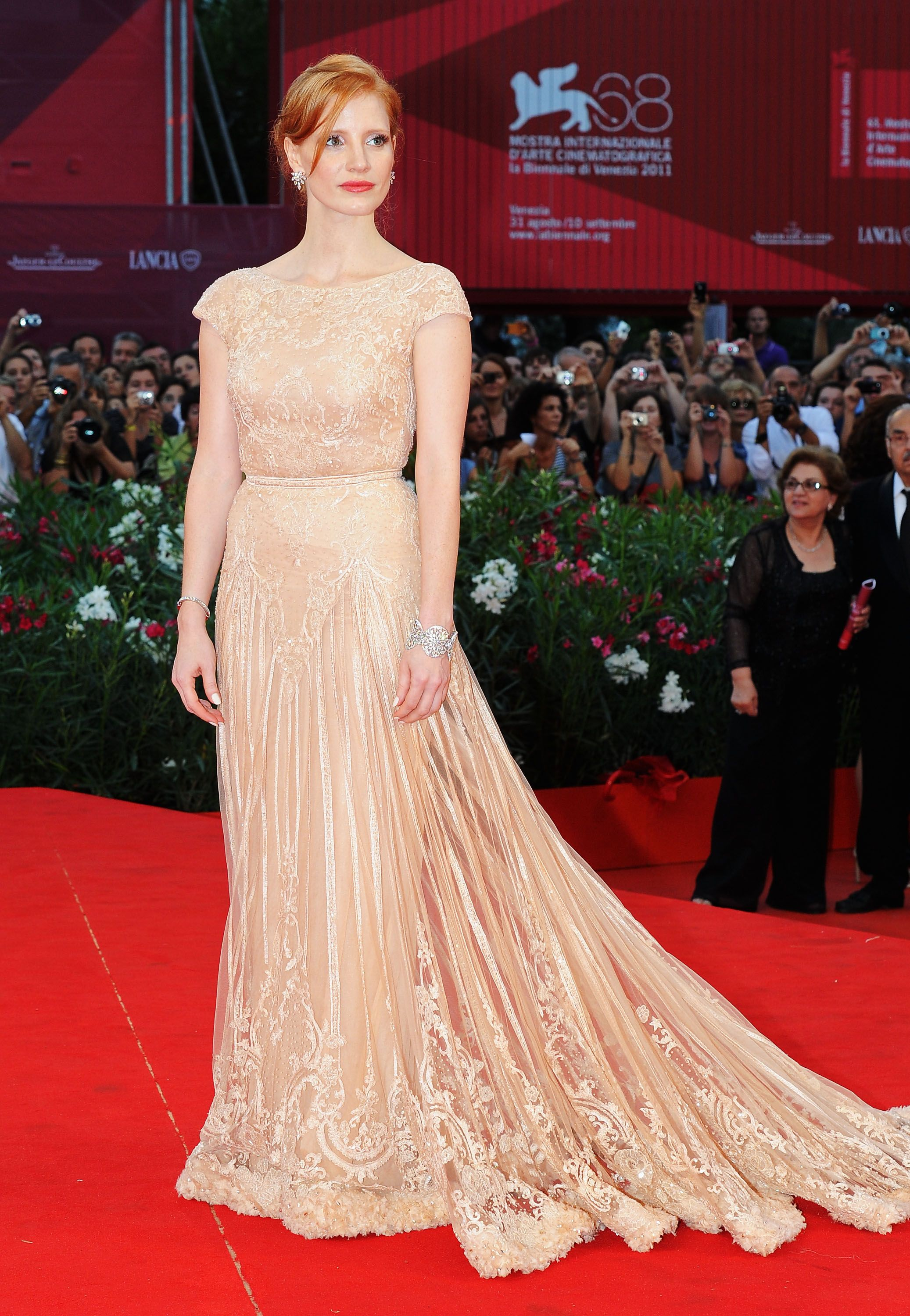 858ebd8c3c52 Jessica Chastain | BEST STYLE ON RED CARPET | Jessica Chastain ...