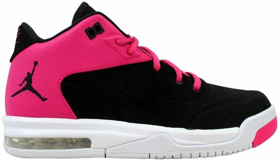 Nike Air Jordan Flight Origin 3 GG Black//Vivid Pink-White 820250-017 GS SZ 6Y