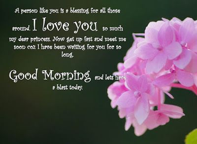 Good Morning Phrases To My Girlfriend