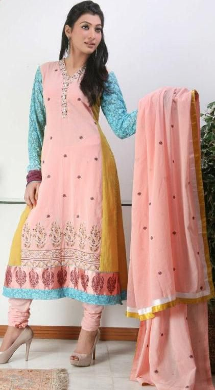 Here view pakistani Dress Designs For casual wear or casual wear ...