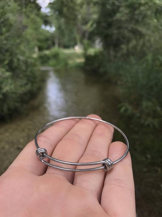 Photo of 60 MM – Roségold-Armreif – erweiterbares Spulenarmband – Roségold-plattiertes Armband – verstellbares Armband – Großhandel-Armreifen