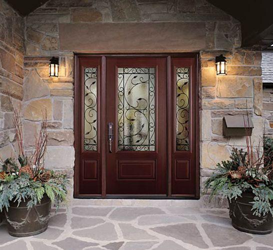Masonite Door Home Depot House In 2019 Doors Exterior