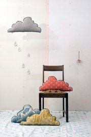 cloud pillows ~ Sandra Jongedijk