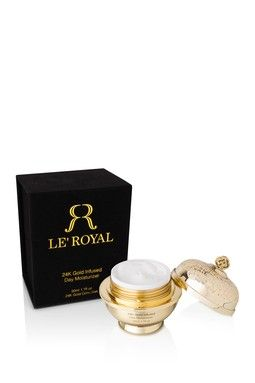Le Royal 24k Luxury Skincare 24k Gold Infused Day Moisturizer Jin Styles All For Women Luxury Skincare 24k Gold Moisturizer